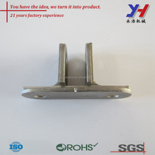 OEM ODM High Quality Custom Aluminum Sewing Machine Connectors, Aluminum Die Cast Spare Parts, Sewing Machine Hardware