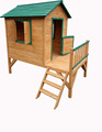 Children cubby house
