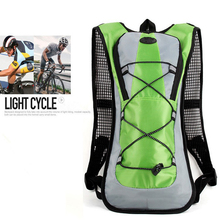 Water Bag Bladder Climbing Hydration System Hiking Survival Pouch Backpack