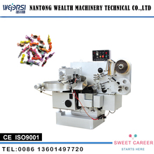 RNJ-6 caramel candy double twist packaging machine machinery