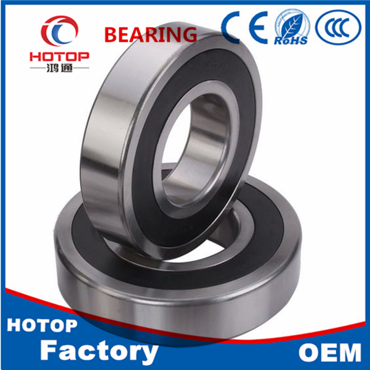 China factory direct sell bearing high speed low noise bearing 6201 2RS motorcycle bearing