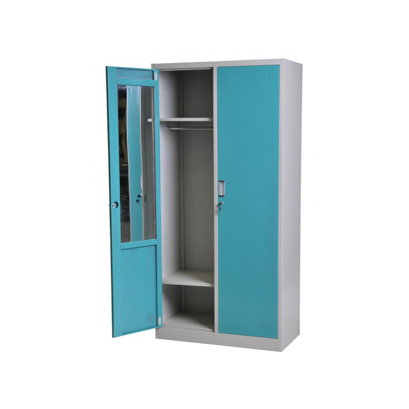 Metal Storage Cabinet In Steel With Drawer And Inserts