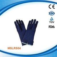 medical X-Ray protective Lead gloves Lead protection clothing - MSLRS02R