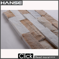 ZT001 Cut- to-Size Stone From Factory Culture Stone For Wall Panel , Natural Flat Stone Brick
