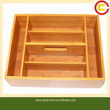 High-quality Lightweight Bamboo Storage Container for Loaf Bread
