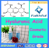 Serum Hyaluronic Acid/ Bulk Hyaluronic Acid Cosmetic Grade/High Quality Manufacturer production/