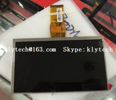 LCD Panel Displays FJF70007BA 7 inch tablet LCD screen
