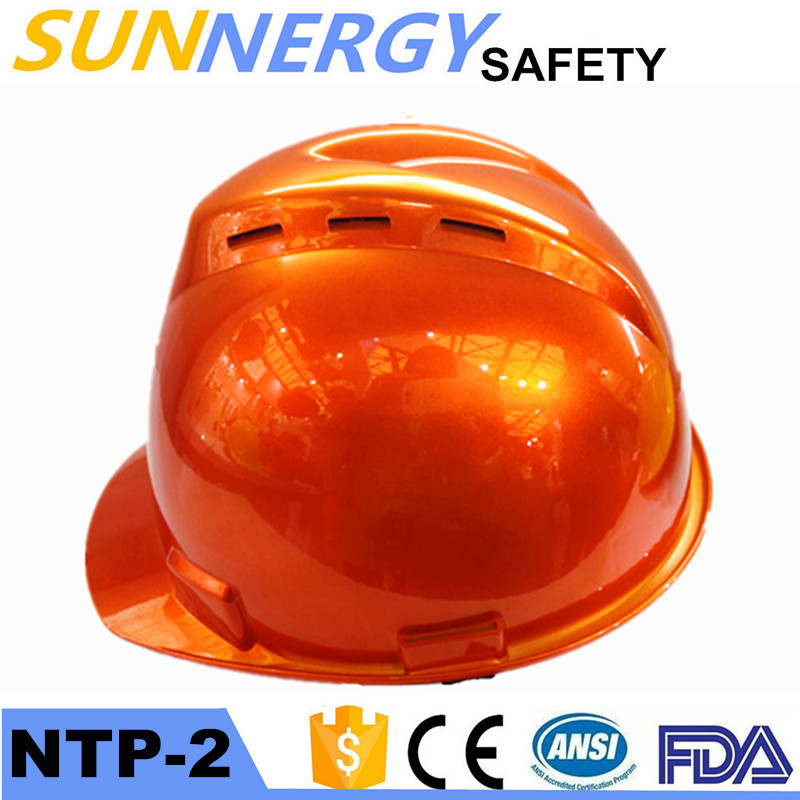 head protection industrial safety helmets with visor