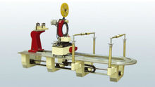 Current Transformer Insulation Wrapping Machine