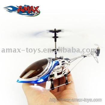 rh-7112 hot sell 3-Channel remote control plane toy rc helicopter With Gyro
