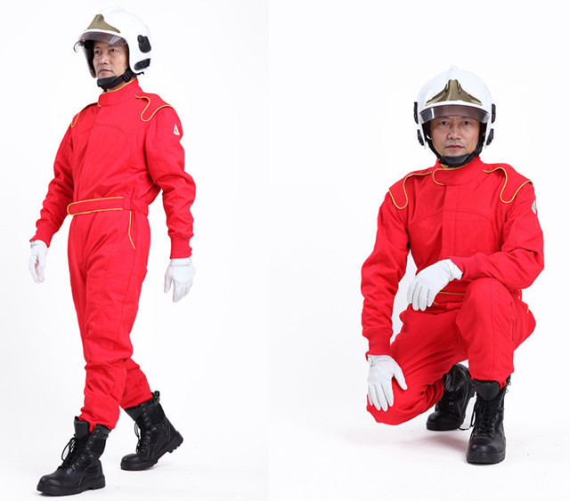 Motorcycle & Auto Safety F1 Kart Racing Suits