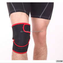 Breathable neoprene knee support brace and support long type