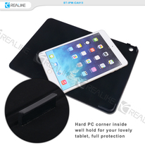 fancy pu leather design case for ipad 5/6/7,simple deisgn with auto wake and sleep,multi colors are available