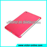 For ipad mini hard case with crystal cover,Ultra Slim crystal Tablet PC back cover