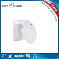 Hot Sale Curtain Wired Wall Mounted PIR Motion Sensor
