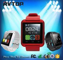 SIM+GPS+3G+WiFi+GPRS+1G RAM+8G ROM+CAMERA Smart Watch M8 support Android 4.4 Dual Core CPU BLE smartwatch phone for iphone