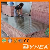 AA grade phenolic plywood for molds civil construction