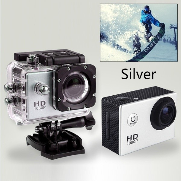 1080P Helmet Sports DV/ Action camera Waterproof 30M