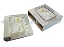 self-adhesive wedding album case