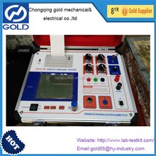 High voltage switch tester/vacuum interrupter tester