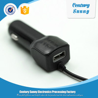 Universal Mini USB car charger,car usb charger