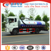 10000L Fecal Vaccum Suction Truck / Vehicle