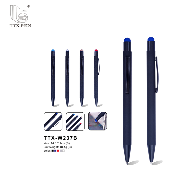 The Cheap penfor ipad pen iphone pen with metal stylus touch pen