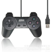 2017 fashioned cool wired pc game controller for pc usb gamepad for Grand theft auto