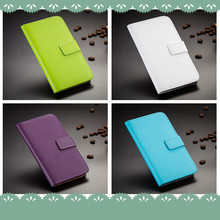 Hot Leather Card Stand Flip Cover Wallet Case for HTC One X One S Desire X 300 500 600 816