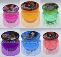 hair color styling gel