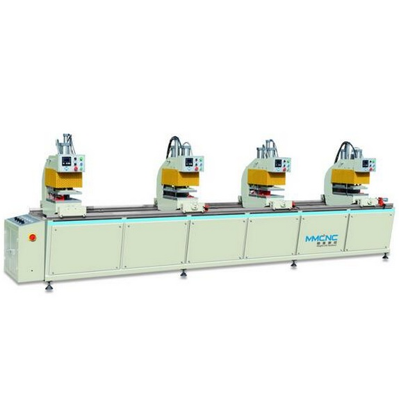 UPVC window production line pvc welding machine inflatable boat for pvc window frames used