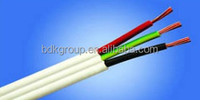AS NZS Standard---twin & earth cable twin active wire Twin (Red/Black) cable and Twin Active (Red/White) cable Flat TPS Cables