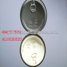404 (105.3MM)aluminum recoverable cans ring pull tab