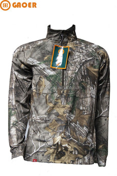 camouflage assault shirt with free pattern