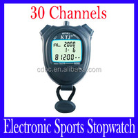 Handheld Digital LCD Sports Stopwatch Professional Chronograph Counter Timer TA230