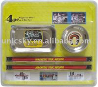 4pc Magnetic tray,Bar Tool Set