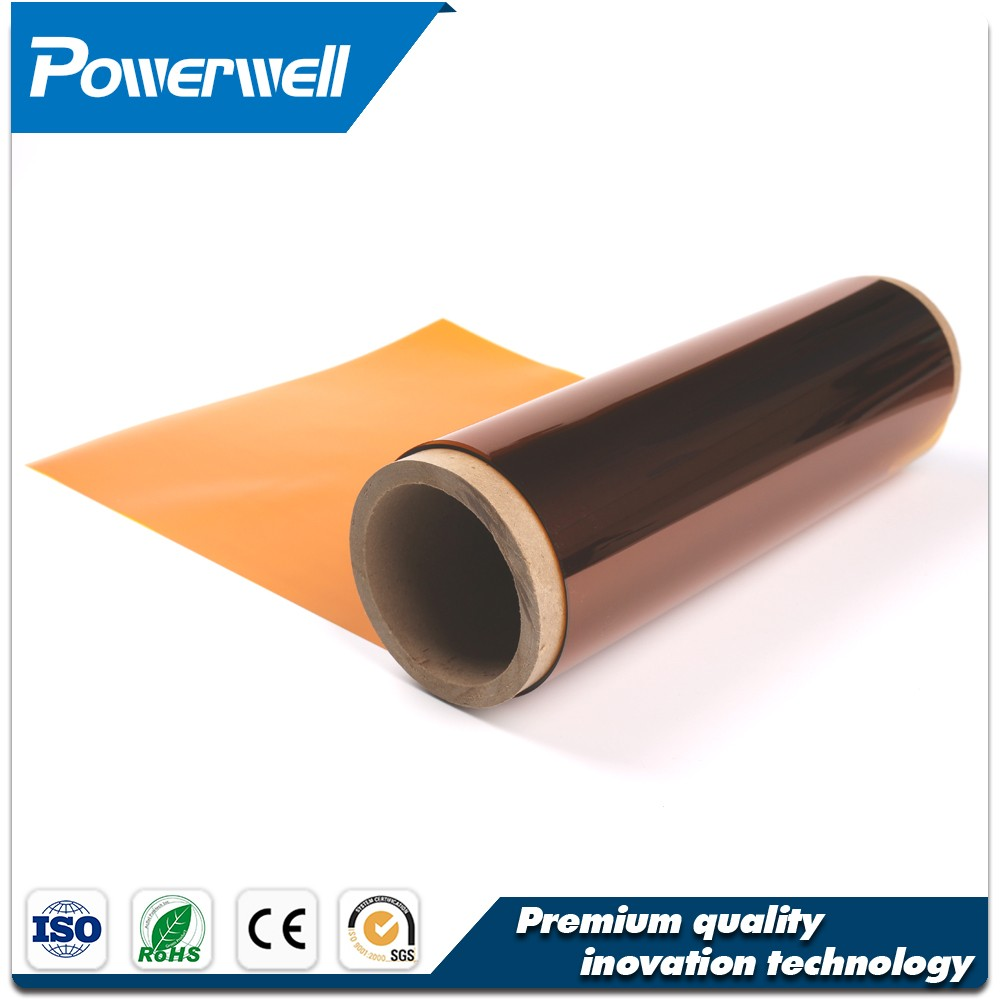 Wholesale high quality heat and radiation resistance polyimide film