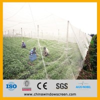 transparent Agriculture Insect Proof mesh Screen & plastic insect netting & insect proof mesh plant covers
