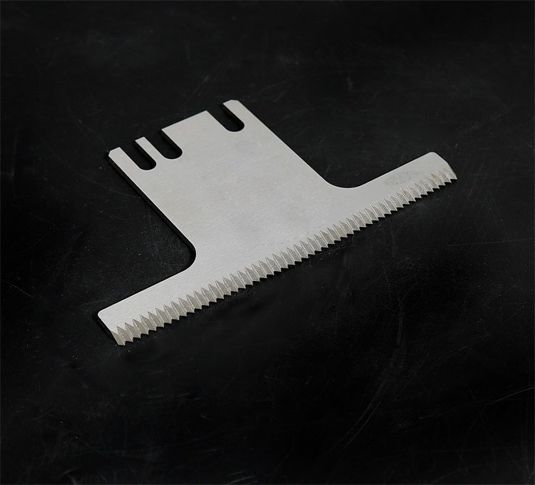 Chinese Supplier Required Size Offset Serrated Knife