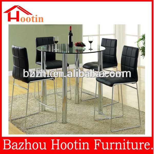 Wholesale high quality modern fashion simple bar furniture set