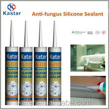 transparent silicone adhesive for glass
