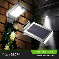 Super Bright 2W LED Garden Lighting Solar Lights Outdoor