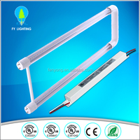 FY Lighting 18w led u-bend tubes lamp daylight 100-277Vac U-Tube with UL cUL approved