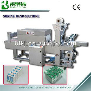 shrink band machine