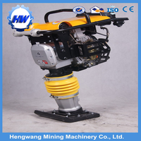 china compaction equipment tamping rammer