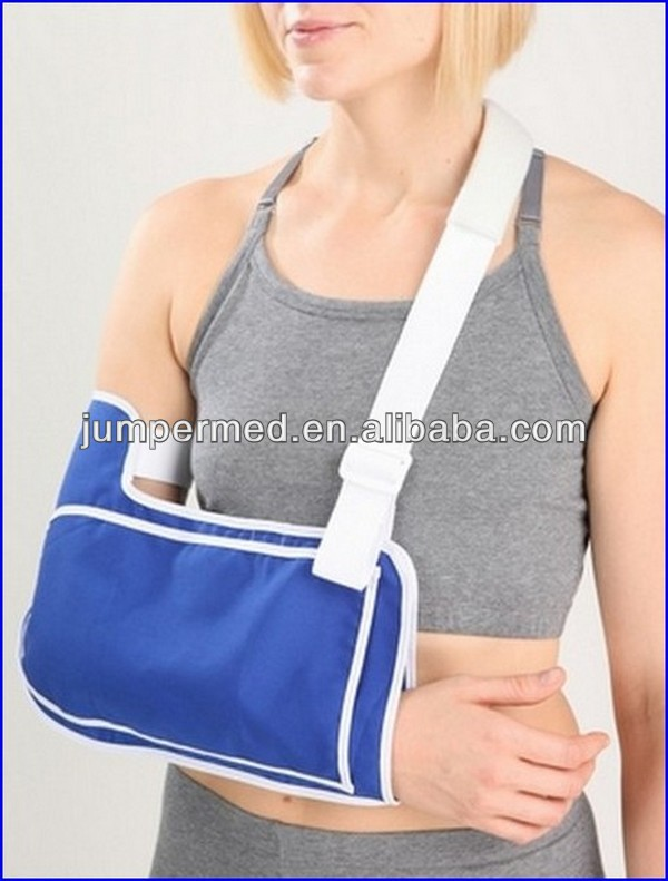 adjustable colored fashion arm sling