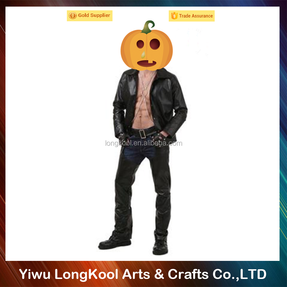 Cosplay movie star costume for adult sexy Motorcycle man costume