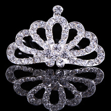 Wholesale princess crowns for kids hair accessory set jewelry manufacturer party kids birthday