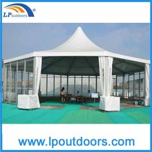 Aluminium frame structure octagonal marquee party tent event tent