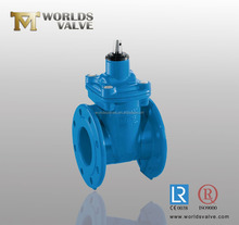 Bare Stem Ductile Iron Gate Valve From China Supplier